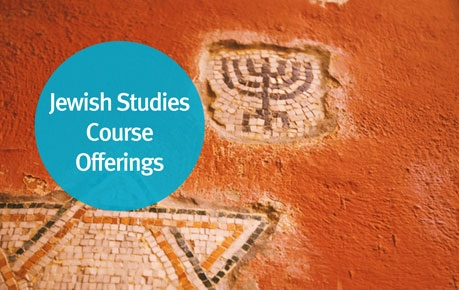 Jewish Studies Course Offerings