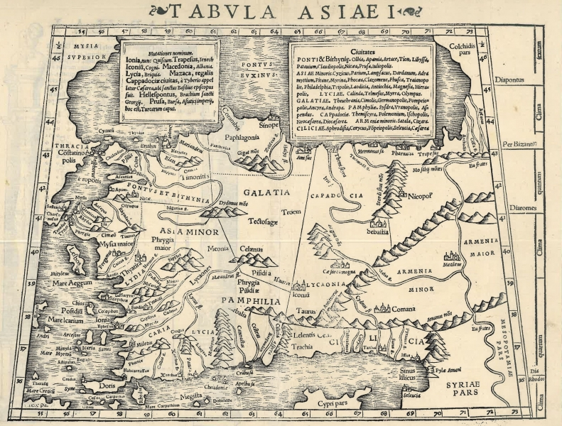 Cartography as Art and Science: Advent of the Printing Press